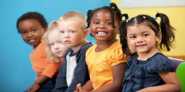 Enabling Learning Through Play at King David Pre-School & Nursery (UK School)